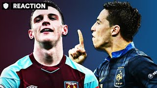 DECLAN RICE'S CONTRACT OR NASRI - WHAT SHOULD WEST HAM DO?    FAN REACTION