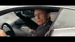 QUANTUM OF SOLACE CAR CHASE