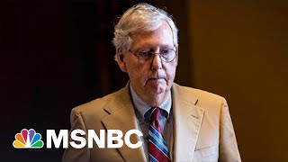 Mitch McConnell Says The GOP Will Not Vote To Increase Debt Ceiling