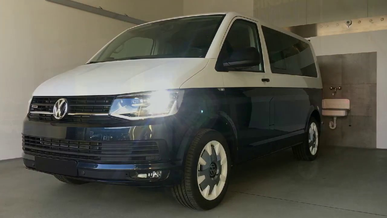 volkswagen t6 multivan trendline 2 0 tdi dsg scr 4motion. Black Bedroom Furniture Sets. Home Design Ideas