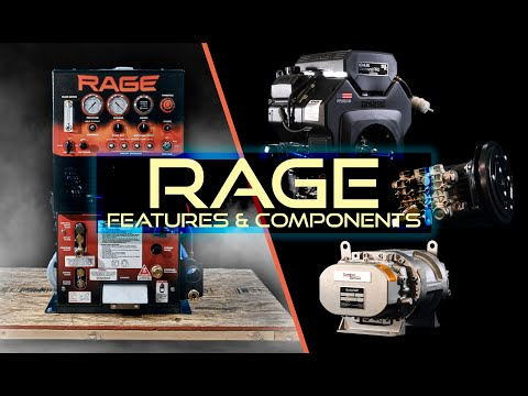 RAGE || A Truck Mount Machine For Start Up Carpet Cleaning Businesses