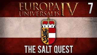 Europa Universalis IV - The Salt Quest - Part 7