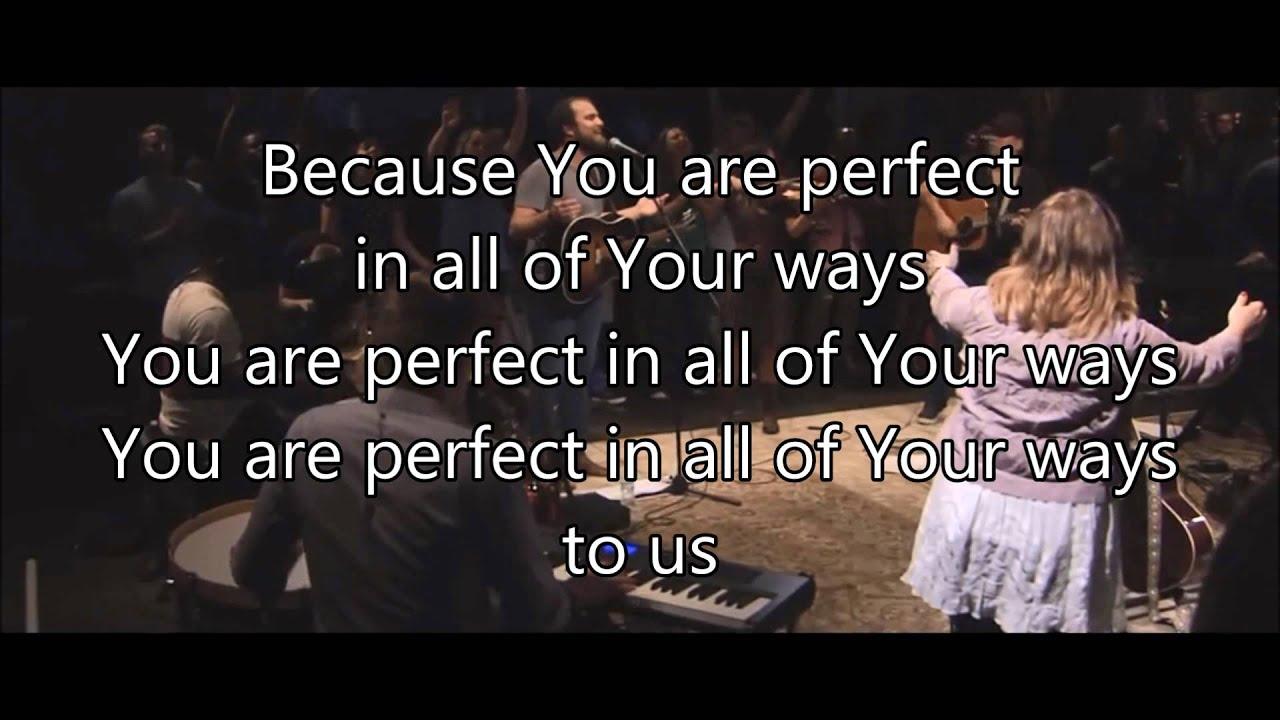Who Is Perfekt by housefires ii with lyrics