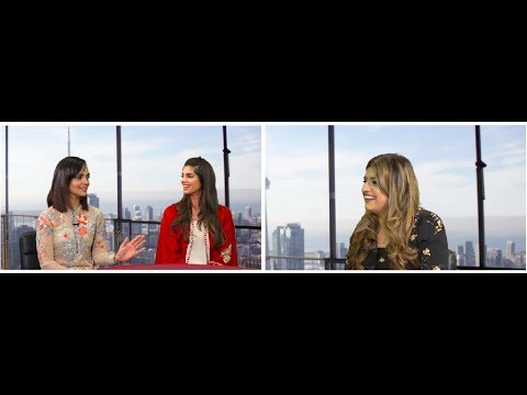 """Let's Talk"" with Inshaal Badar - Guest: Sanam Saeed, Aamina Sheikh"