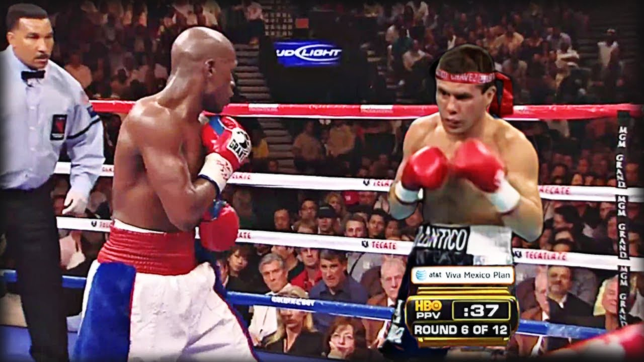When Speed Meets Power In Boxing!