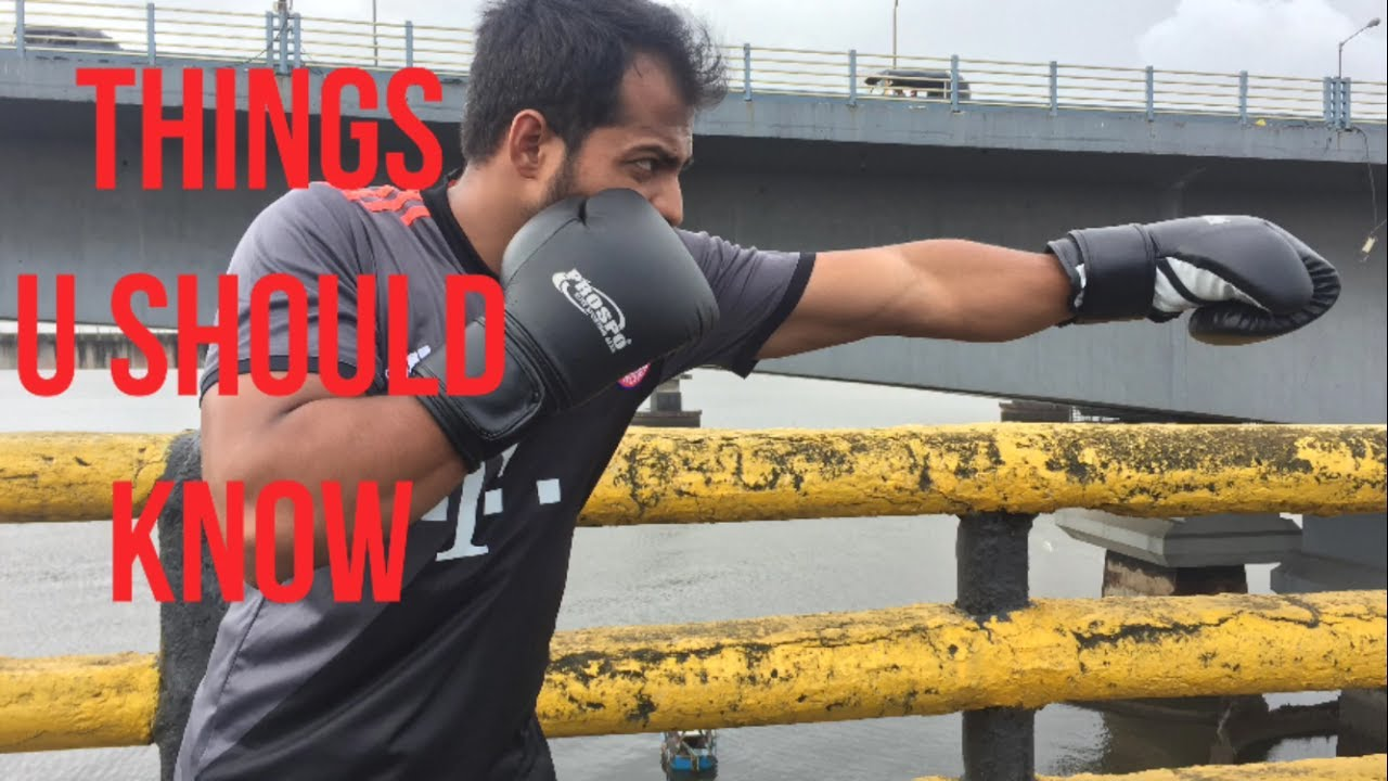 Boxing Things You Should Know Beginners Hindi Youtube