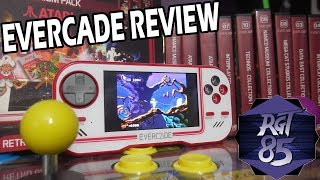 Is Evercade The ULTIMATE New Handheld for 2020?