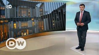 О чем говорила Меркель с российскими немцами за закрытыми дверями   DW Новости (18 05 2017)