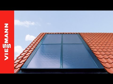 Viessmann Solar Thermal Heating Technology