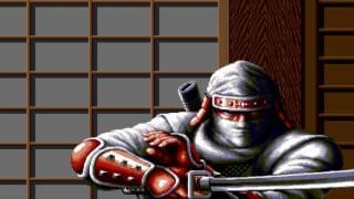 Shinobi III: Return of the Ninja Master Megadrive - Intro / Opening (Full HD 1080p)