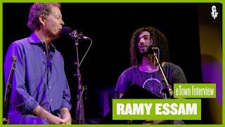 eTown On-Stage Interview - Ramy Essam