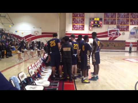 Christian gray CIF playoffs basketball Huskies