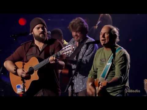 The Zac Brown Band & Jimmy Buffett