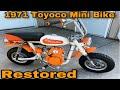Taryls Toys - 1971 Toyoco Mini Bike