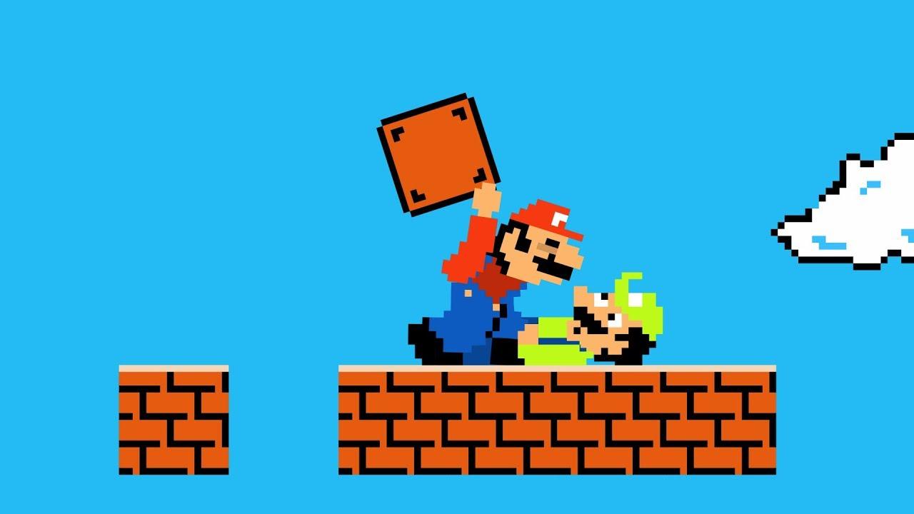 Super Mario's REVENGE