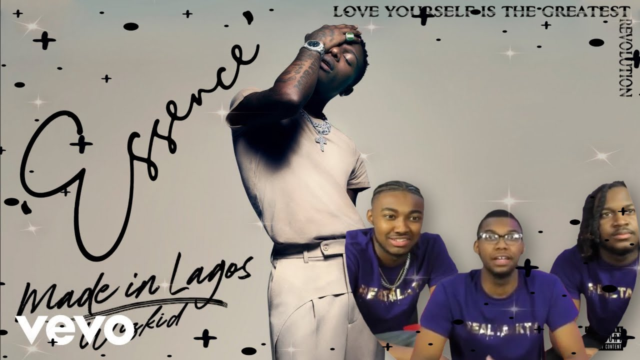 Download AMERICANS REACT TO WizKid - Essence (Official Video) ft. Tems