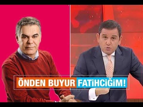 Süleyman ÖZIŞIK : Önden buyur Fatih Portakal!