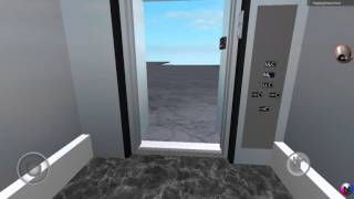 Roblox: Thyssenkrupp? Traction Elevator at NP Mall