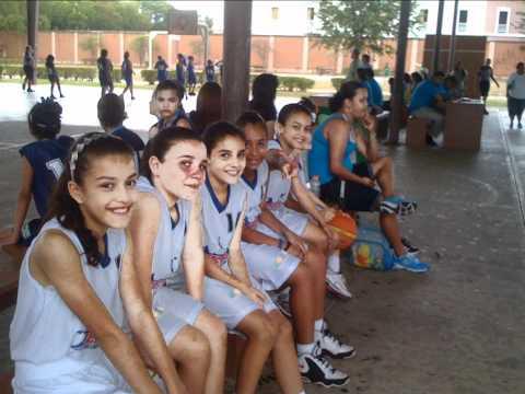 Andres Grillasca Salas Baloncesto Femenino 2012
