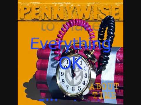 Pennywise - Every Single Day Lyrics