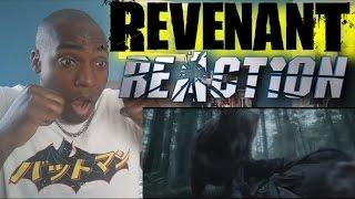 The Revenant EPIC! Trailer (Leonardo DiCaprio, Tom Hardy) - REACTION!