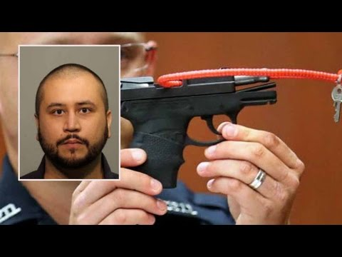 George Zimmerman To Auction Gun He Killed Trayvon Martin With