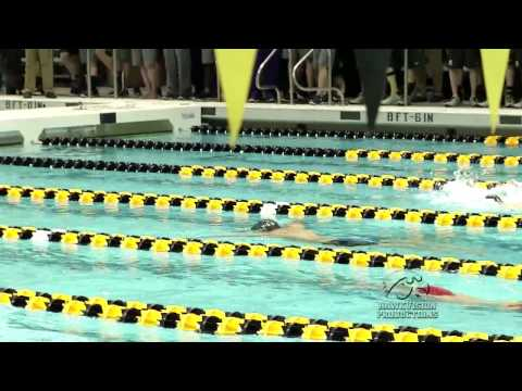 B1G Men's Swimming: Hawkeyes Day 2 Finals