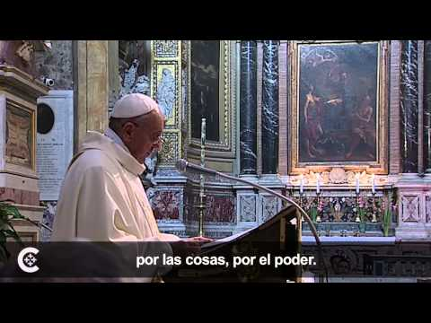 """El Papa Francisco y las """"Confesiones"""" de San Agustín"""