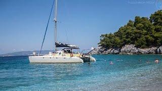 Catamaran Evdora Skiathos