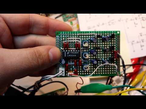 DIY LED Color organ
