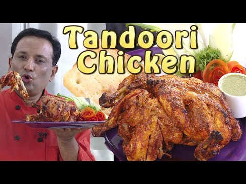 tandoori-chicken-restaurant-style-with-vahchef---tandoori-recipes-of-india-by-vahchef