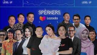 """Lazada Indonesia """"Online Seller Conference"""" Level Up - Opening Video"""