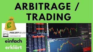 Arbitrage -  Was ist Arbitrage Trading? Einfache Erklärung auf deutsch Thumb
