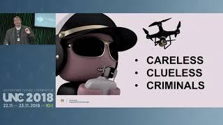 Droner, operatører og sikkerhetsutfordringer
