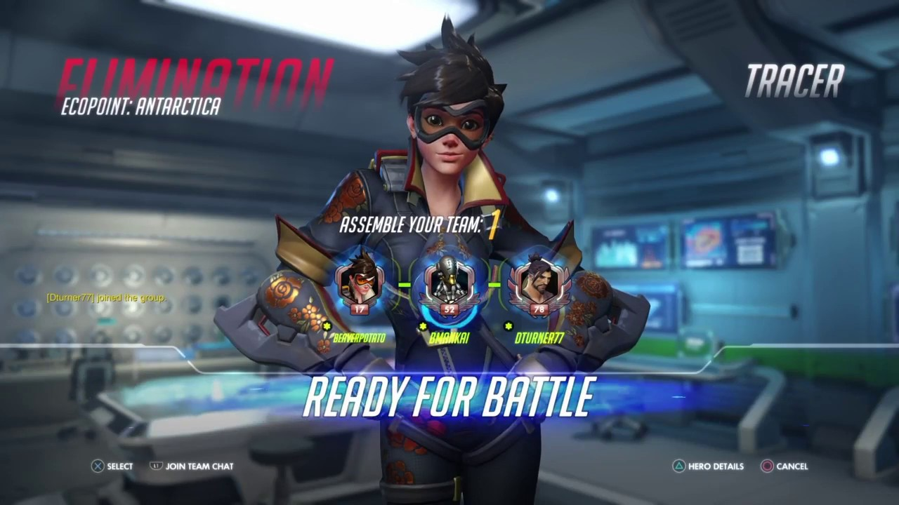 how to add friends on ps4 overwatch