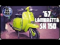 Can a Lambretta Do Wheelies? We Meet Barry and his Suped up SX 150!