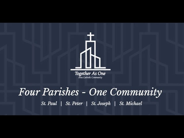 Twenty-Ninth Sunday In Ordinary Time service at the Church of St. Michael 2021