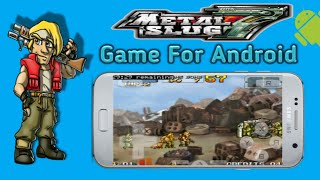 How to download and install Metal Slug 7 Game for Android Devices (Urdu/Hindi) |Free Game Download|