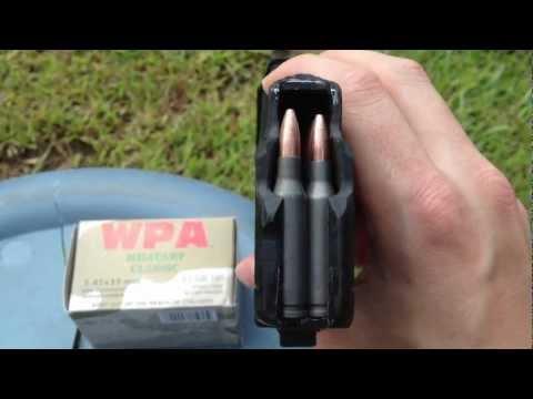 Wolf 5.45x39mm HP WTF!