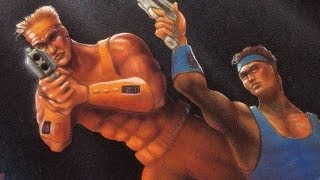 Classic Game Room HD - CRACK DOWN for Sega Genesis review