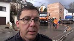 Gravierendste Fälle des Hochwassers in der Region Trier: Zusammenfassung des Tages