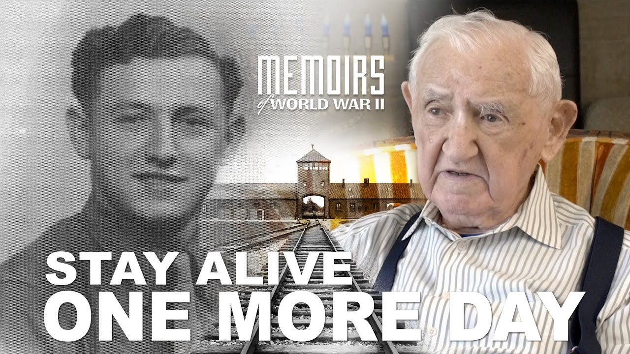 Holocaust Survivor's Powerful Story | Memoirs Of WWII #25