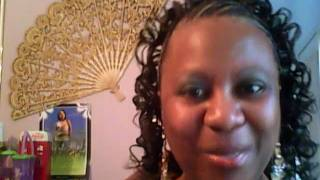 Vanessa Davis Griggs Being Silly & Letting her Hair Down