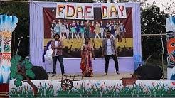 MOGO BARI BARISHAL  || Krazzy-4 || Dance Performance || FDAE DAY 2020|| NITER Tv
