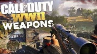 """COD WWII More Info!!? """"Maps, Weapons"""" PPSH Gameplay with paratroopers"""
