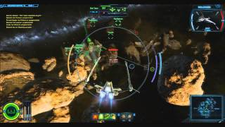 Star Wars The Old Republic - Galactic Starfighter PvP Gameplay