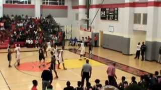 Chandler Murray  PG#10 - Phillip O Berry High Junior Highlights 2014-2015