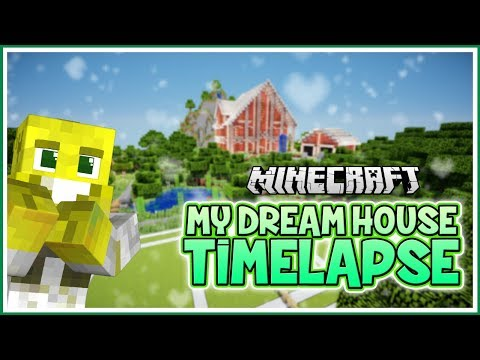 Download Youtube: Building My Dream House In Minecraft