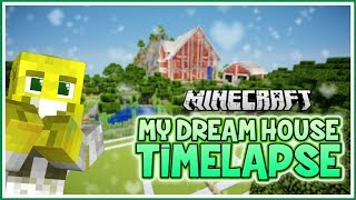 Today I set upon a challenge of building my dream house in minecraf...