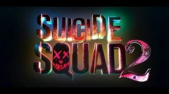 SUICIDE SQUAD 2 2020  Movie Teaser Trailer